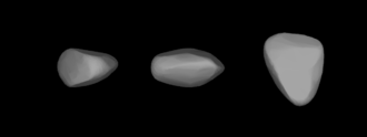 1270 Datura - Image: 1270Datura (Lightcurve Inversion)