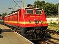 12905 (Porbandar-Howrah) Aradhana Express 01.jpg