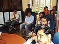 12Bangalore Wiki meetup35 10July2001.JPG