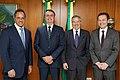 12 02 2020 Encontro com Felipe Solá, Ministro das Relações Exteriores, Comércio Internacional e Culto da Argentina (49526166953).jpg