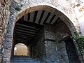 136 Carrer dels Espilons, volta de Can Carlí (Monistrol de Montserrat).JPG