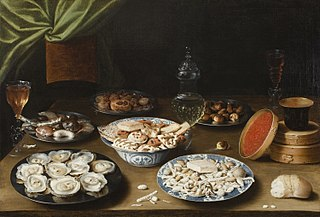 Still Life with Various Vessels on a Table