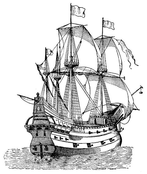 http://upload.wikimedia.org/wikipedia/commons/thumb/f/f4/15th_century_galleon.JPG/507px-15th_century_galleon.JPG