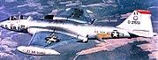 165th Tactical Reconnaissance Squadron - Martin B-57B-MA 52-1551