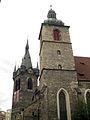 177 Campanar i torre de Sant Enric.jpg