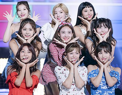 Picture of a band or musician: Twice