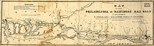Philadelphia, Wilmington and Baltimore Railroad
