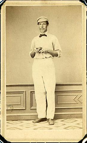 1863 Harry Wright