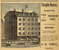 1890 TempleHouse Boston Massachusetts ad.png