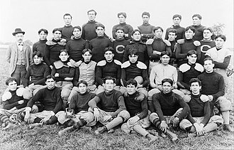1899 Carlisle Indians football team - Image: 1899carlisle