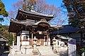 190104 Chogosonshiji Heguri Nara pref Japan10s3.jpg