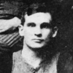Pat Patterson (American football) - Patterson cropped from 1910 team photo