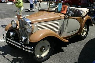American Austin Car Company - 1931 American Austin