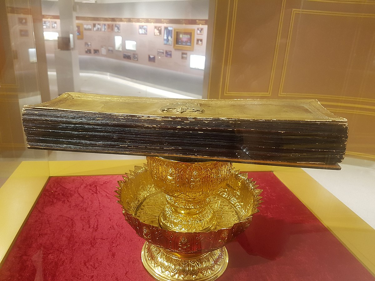 Constitution Of Thailand Wikipedia