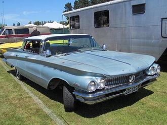 Buick Invicta - 1960 Buick Invicta 4-door hardtop