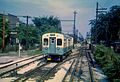 19660840 06 Chicago Transit Authority CTA Ravenswood L near Kimball Ave (8854349752).jpg