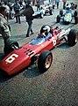 1966 Italian GP - Ludovico Scarfiotti's Ferrari 312 F1-66.jpg
