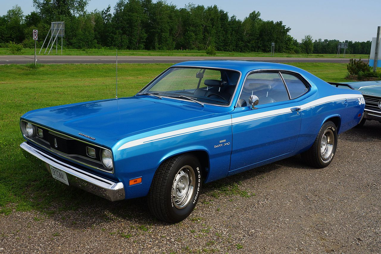 File 1970 Plymouth Valiant Duster 340 27366262585