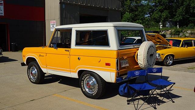 Super Ford Bronco Wikiwand Inzonedesignstudio Interior Chair Design Inzonedesignstudiocom