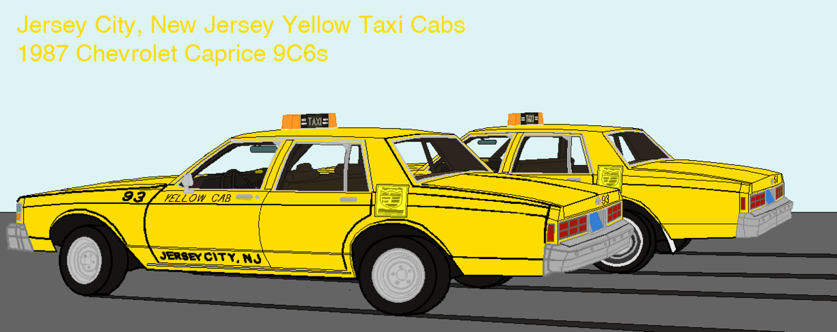 Chevrolet Of Jersey City >> File 1987 Chevrolet Caprice Jersey City New Jersey Cabs Png