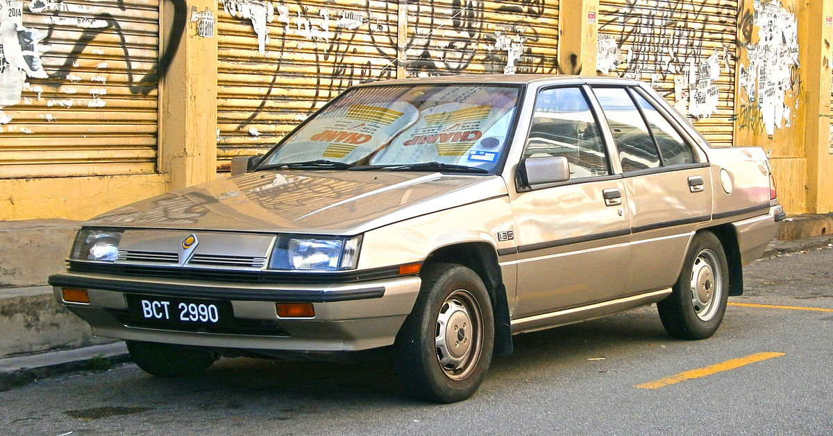 List Of Proton Car Models Wikipedia
