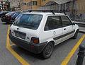 1991 Rover 111 SL - rear.jpg