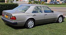 Mercedes-Benz W124 - Wikipedia