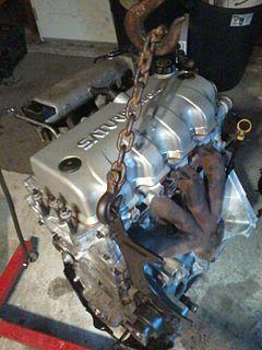 Saturn I4 engine Motor vehicle engine