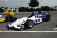 Bobby Rahal's Reynard 98i during his last year as a driver