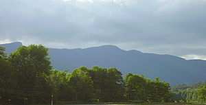 Mount Mansfield - Image: 1Mansfield