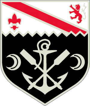 1st Engineer Battalion (United States) - Image: 1 Eng Bn DUI