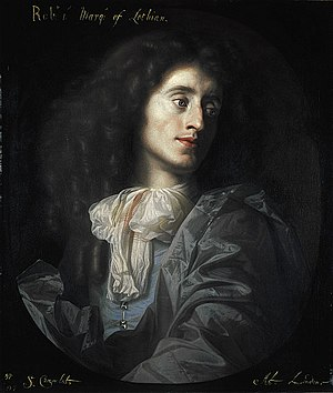 Robert Kerr, 1st Marquess of Lothian - The 1st Marquess of Lothian.