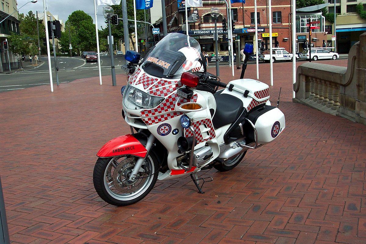 File 2004 Bmw R1150rt Ambulance Motorcycle 5350426970 Jpg Wikimedia Commons