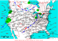 2006-04-12 Surface Weather Map NOAA.png