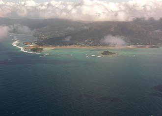 1981 Seychelles coup d'état attempt - Seychelles International Airport, the site of the abortive coup