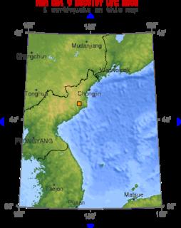 2006 North Korean nuclear test