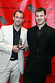 2006 Trey Parker and Matt Stone at Peabody Awards.jpg