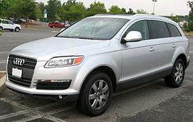 Audi Q Wikipedia - Audi suv