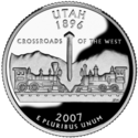 2007 UT Proof