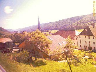 Renan, Switzerland - Renan village