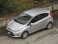 2010 Ford Fiesta 1.2 - front.jpg