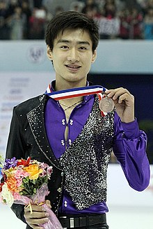 qiqihar singles The 2011 chinese figure skating championships  skaters competed in the disciplines of men's singles,  qiqihar: champions men's singles: yan han.