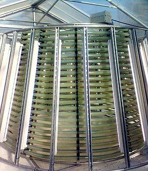 Photobioreactor - Christmas tree reactor