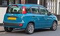 2012 Fiat Panda Easy 1.2 Rear.jpg