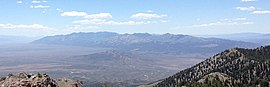 2013-06-27 12 29 06 Cherry Creek Range viewed from Spruce Mountain in Nevada.jpg