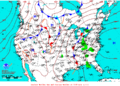 2013-07-05 Surface Weather Map NOAA.png