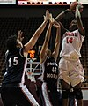 2013 Virginia Tech - Robert Morris - Uju Ugoka shoots over 42 and 15.jpg