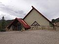 2014-07-28 12 59 57 Fossil shelter in Berlin–Ichthyosaur State Park, Nevada.JPG