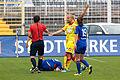 2014-10-11 - Fußball 1. Bundesliga - FF USV Jena vs. TSG 1899 Hoffenheim IMG 4094 LR7,5.jpg