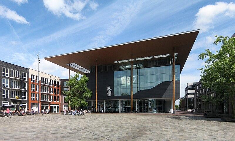 File:20140531 Fries Museum Leeuwarden Fr NL.jpg